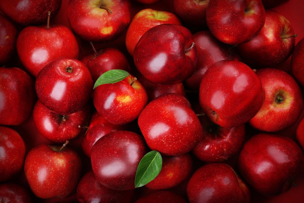 frutta di novembre, le mele