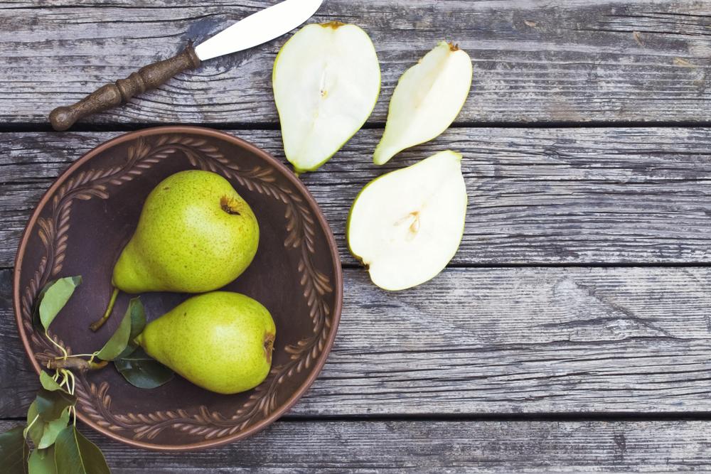 frutta di novembre, le pere
