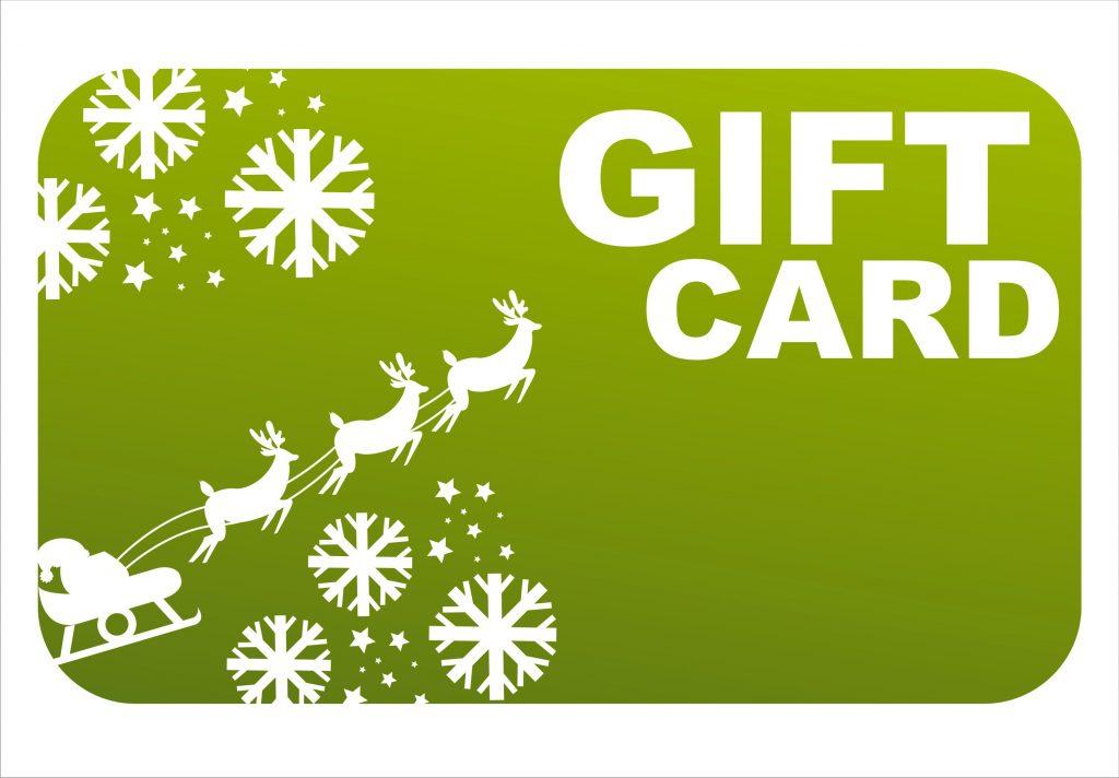 La gift card per la tua amica a dieta