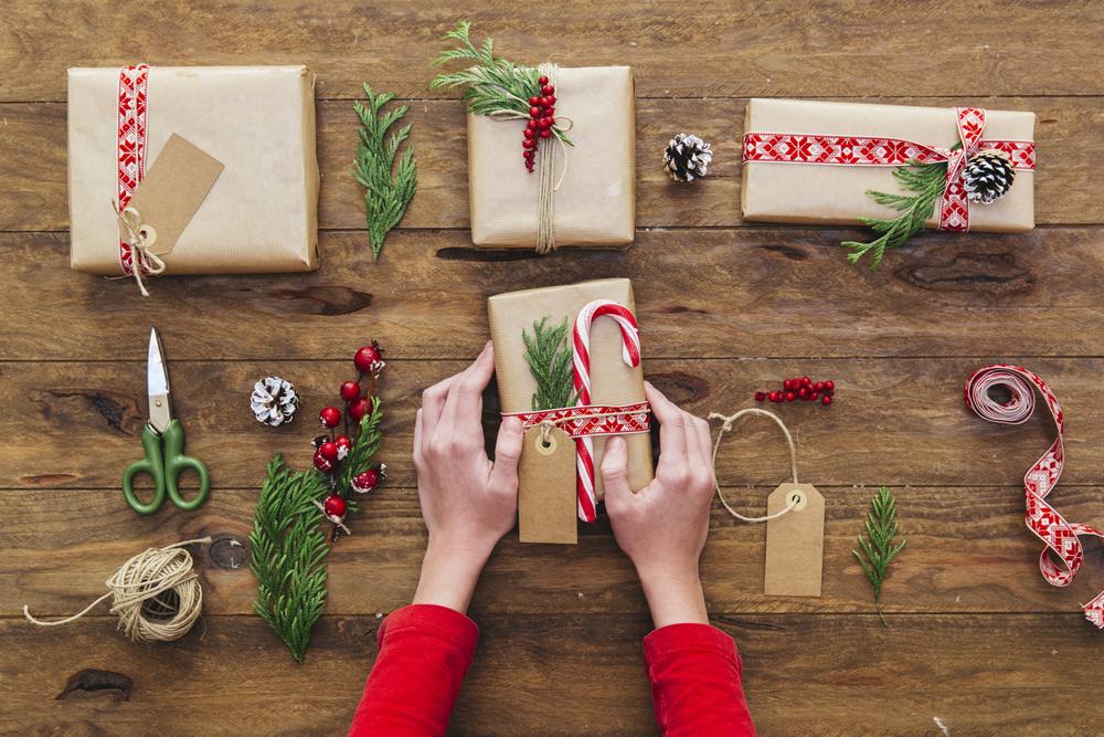 pacco regalo, 4 idee fai-da-te