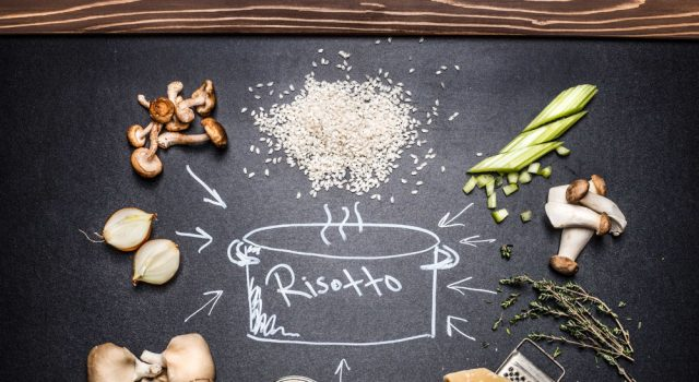 risotto ricette light