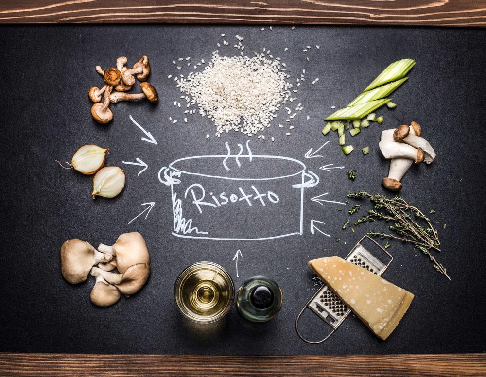 Risotto 8 ricette gustose e light da provare melarossa for Cucina light
