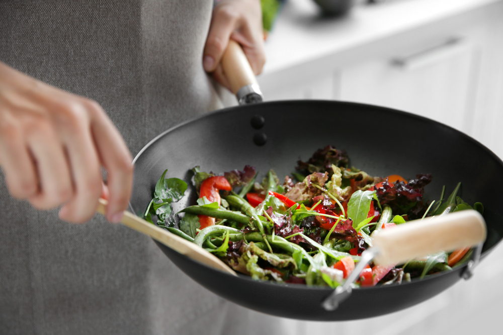 Le idee regalo per l'amica a dieta: la wok