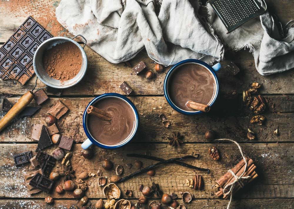 alimenti che hanno glutine: cacao, dolci e gelati
