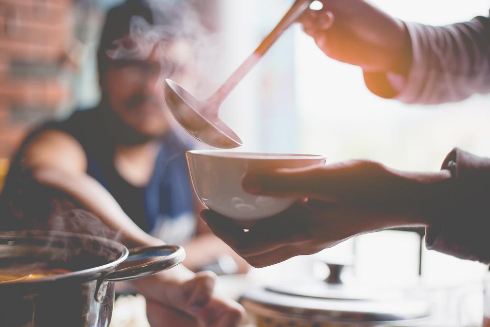 alimenti con glutine, zuppe pronte, patatine e puré