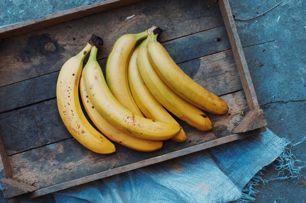 le banane alimenti ricchi di fibre