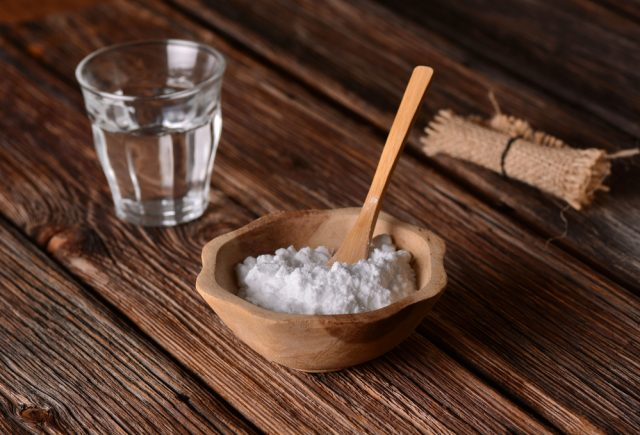 Bicarbonato per digerire