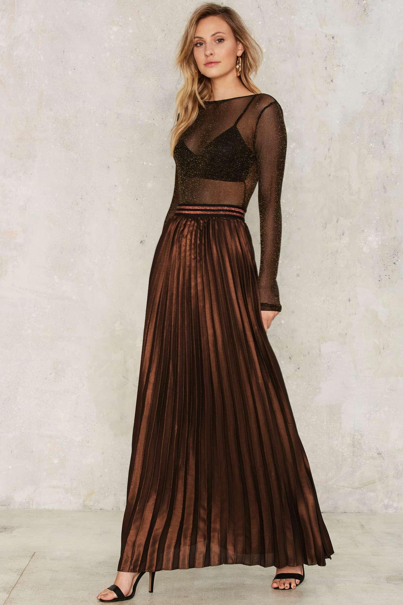 rivenditore di vendita 9433a b104d Le gonne lunghe più glamour per le tue feste - Melarossa