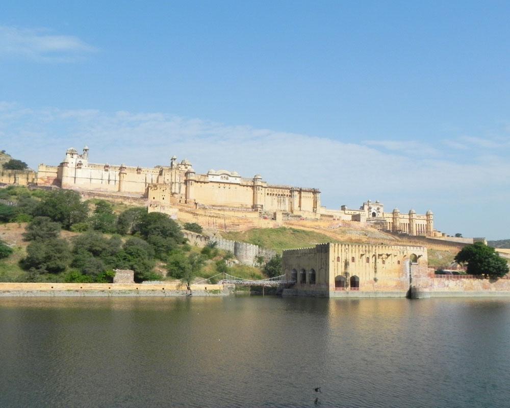 Forte Amber a Jaipur