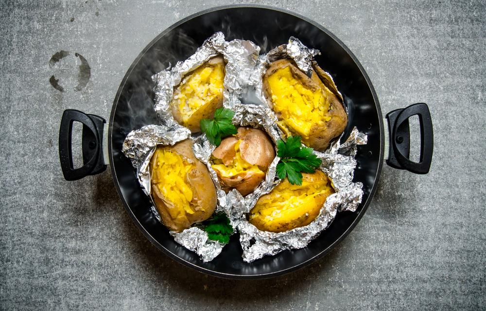 Cibi da non tenere in frigorifero: le patate