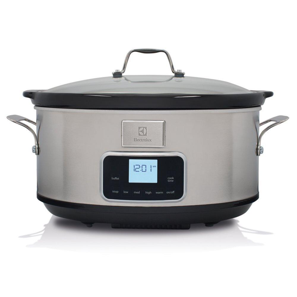 La slow cooker e gli elettrodomestici per cucinare sano
