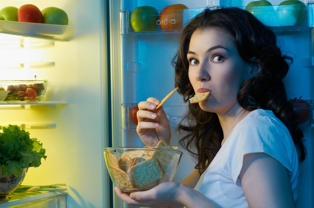 Buone abitudini alimentari: mangia solo per fame