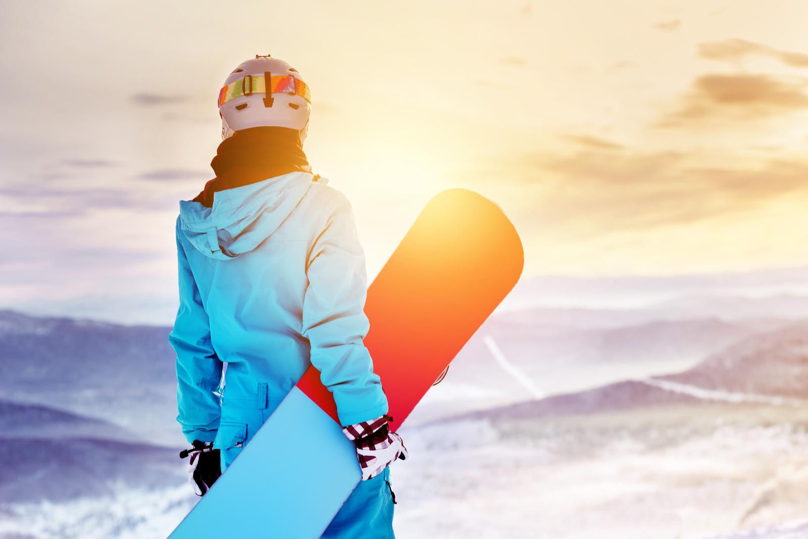 allenamento per lo sci da fare per arrivare in forma in montagna