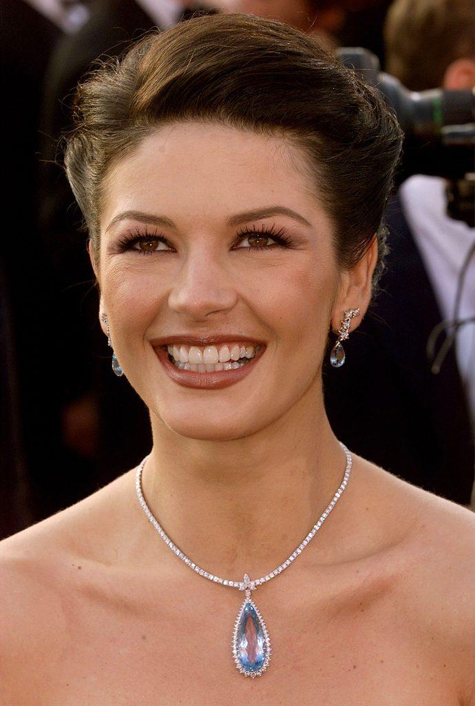 I segreti di bellezza delle star: Catherine Zeta Jones