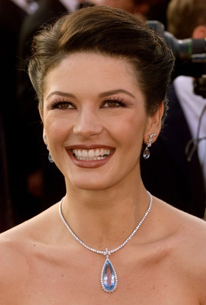 I segreti di bellezza delle star: Catherine Zeta Jones