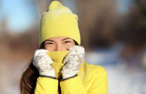 I prodotti per la cura della pelle in inverno