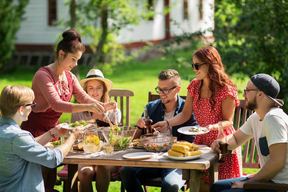 Dieta Faciel in famiglia