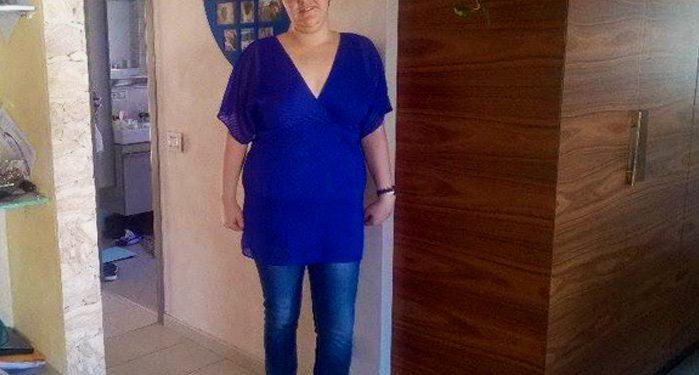 dieta melarossa Martina 17kg dopo