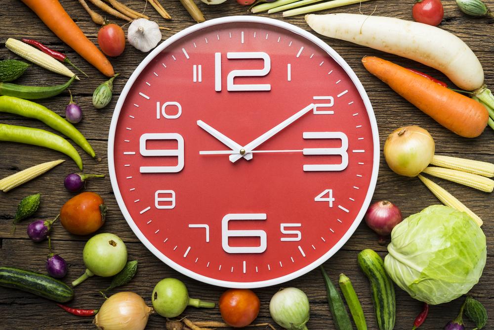 Pancia sgonfia con 5 pasti al giorno