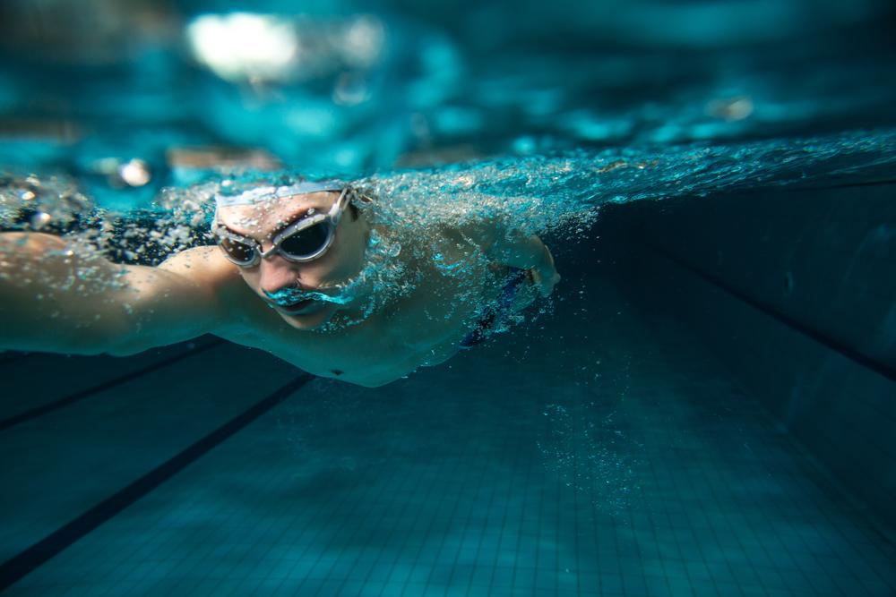 fare nuoto allunga la vità