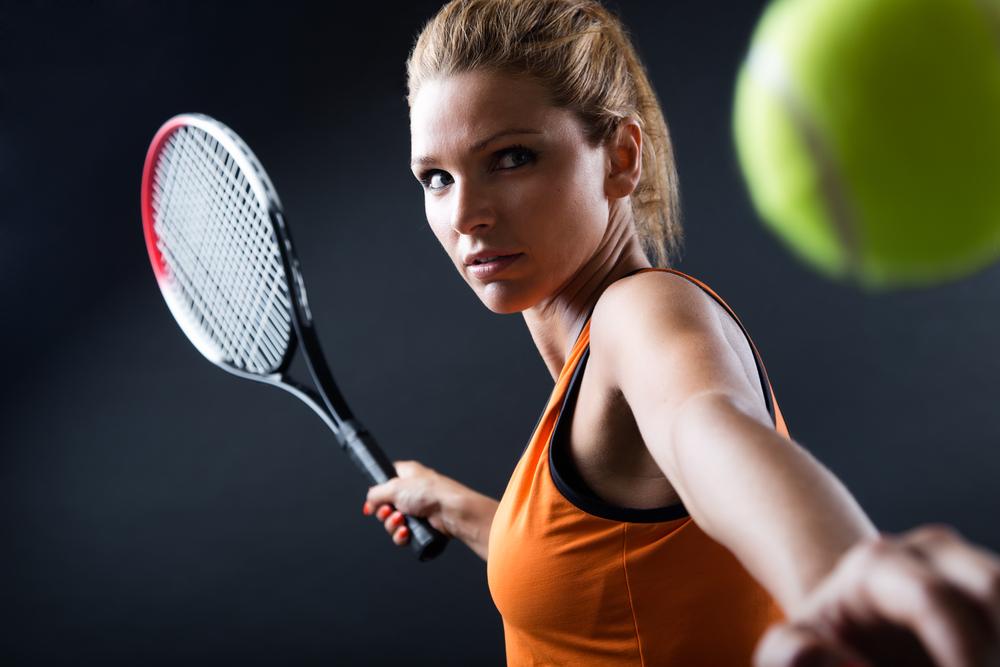 fare tennis allunga al vità