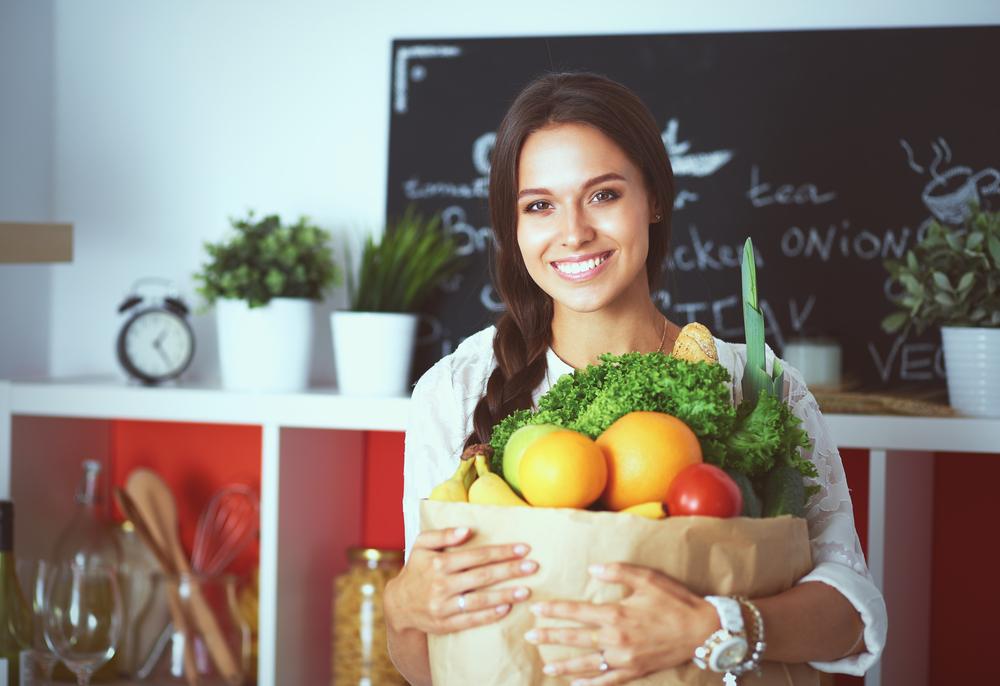 Buone abitudini alimentari: mangiare frutta e verdura