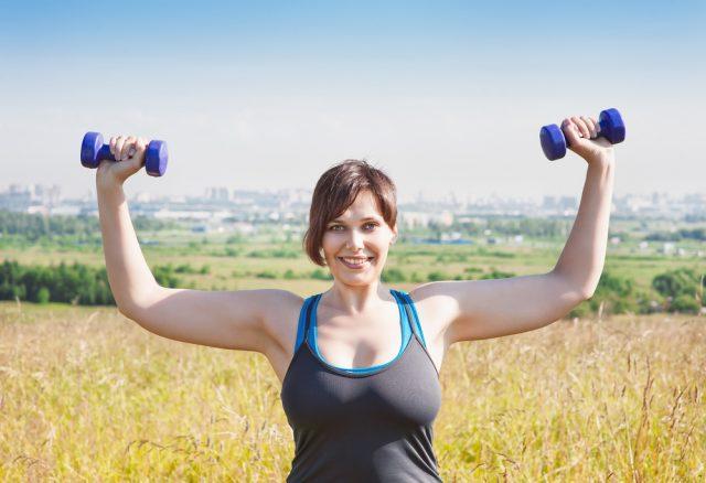 sovrappeso: il programma di allenamento per ritrovare la forma