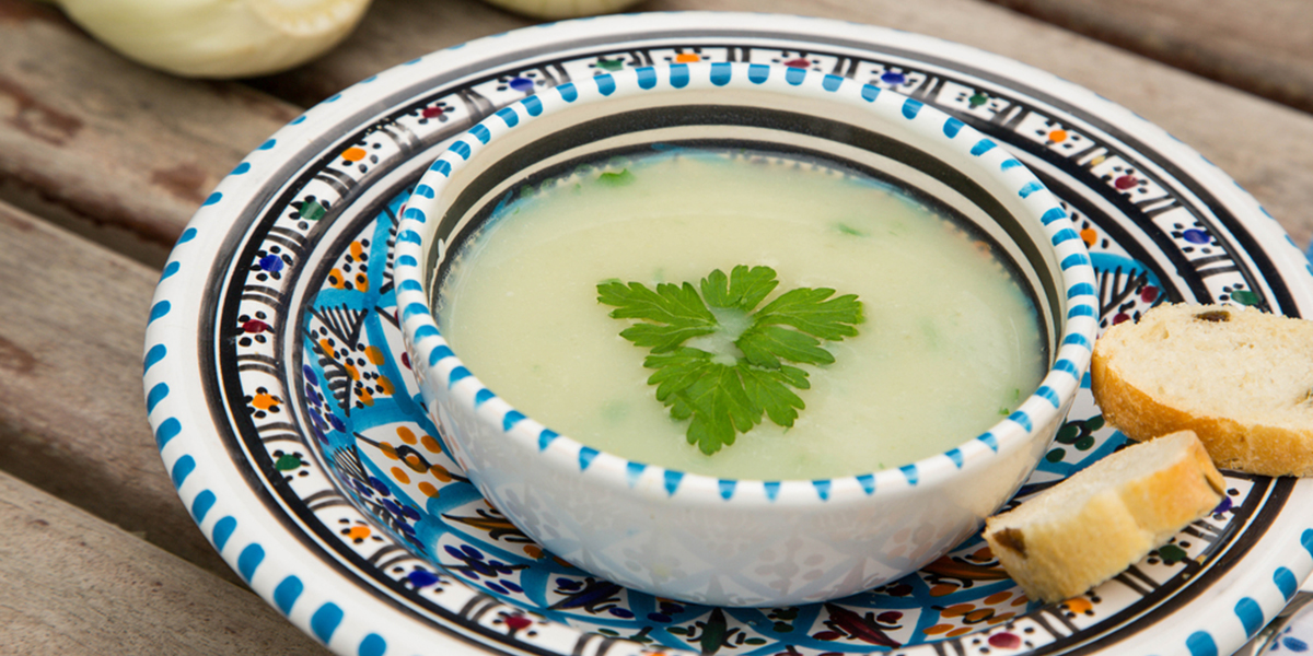 Zuppa di finocchi