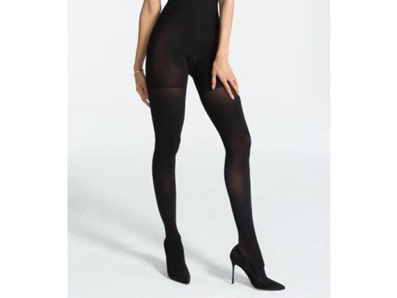 d46741b88011 8 – Spanx, Luxe Leg, collant a vita alta, coprente e opaco, effetto pancia  piatta. calze modellanti