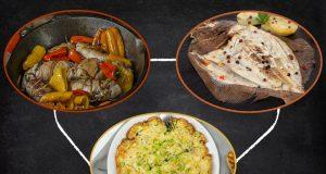 ABC sostituzioni: gruppo carne, pesce e uova