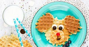 a Carnevale, ricette per bambini divertente