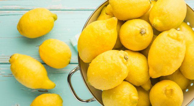 limone, le sue proprietà e i benefici