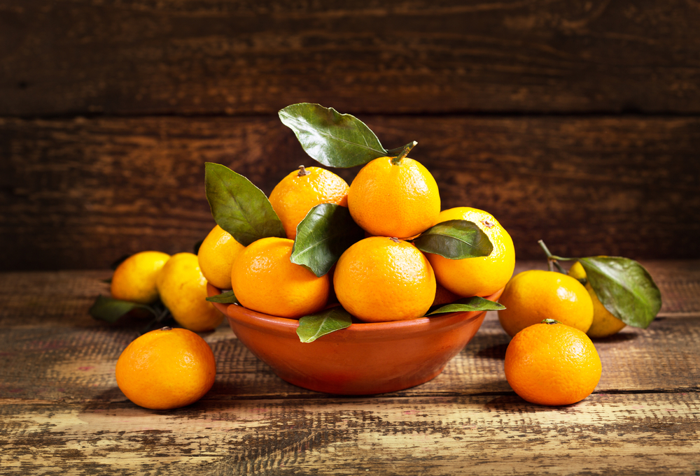 frutta di stagione marzo mandarini