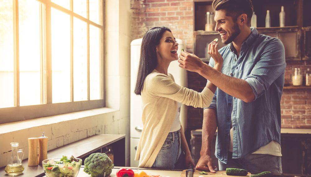 menu di San valentino: le ricette semplici e sane per cenare a casa
