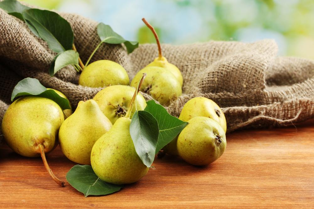 frutta stagione marzo pere