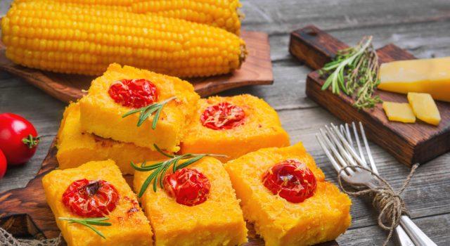 Ricette con polenta