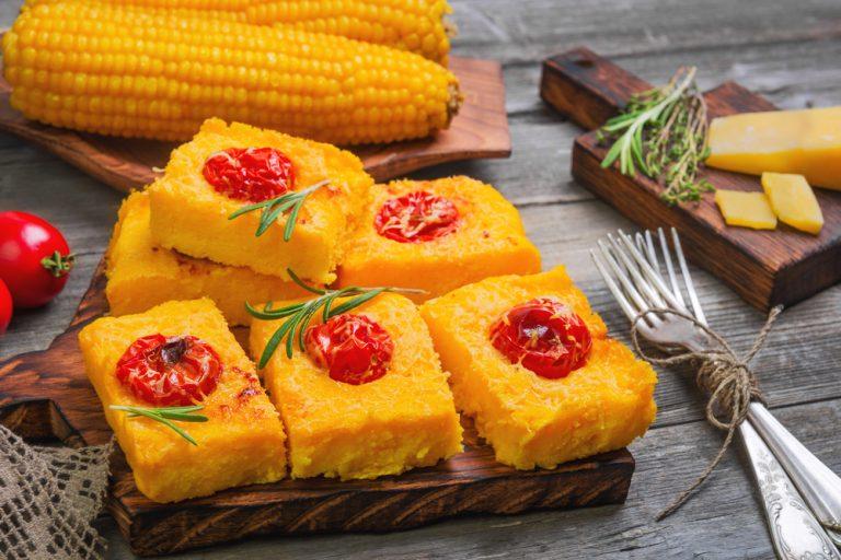 ricette con la polenta idee gustose e nutrienti melarossa