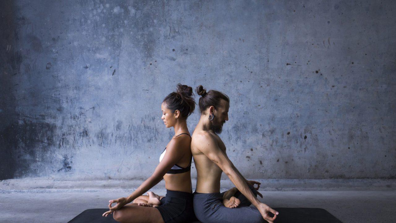 yoga per la potenza e lerezione