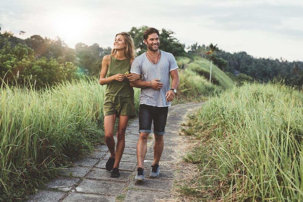 camminare per combattere la cellulite