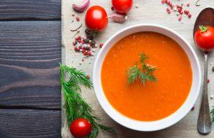 RIcetta crema di pomodori