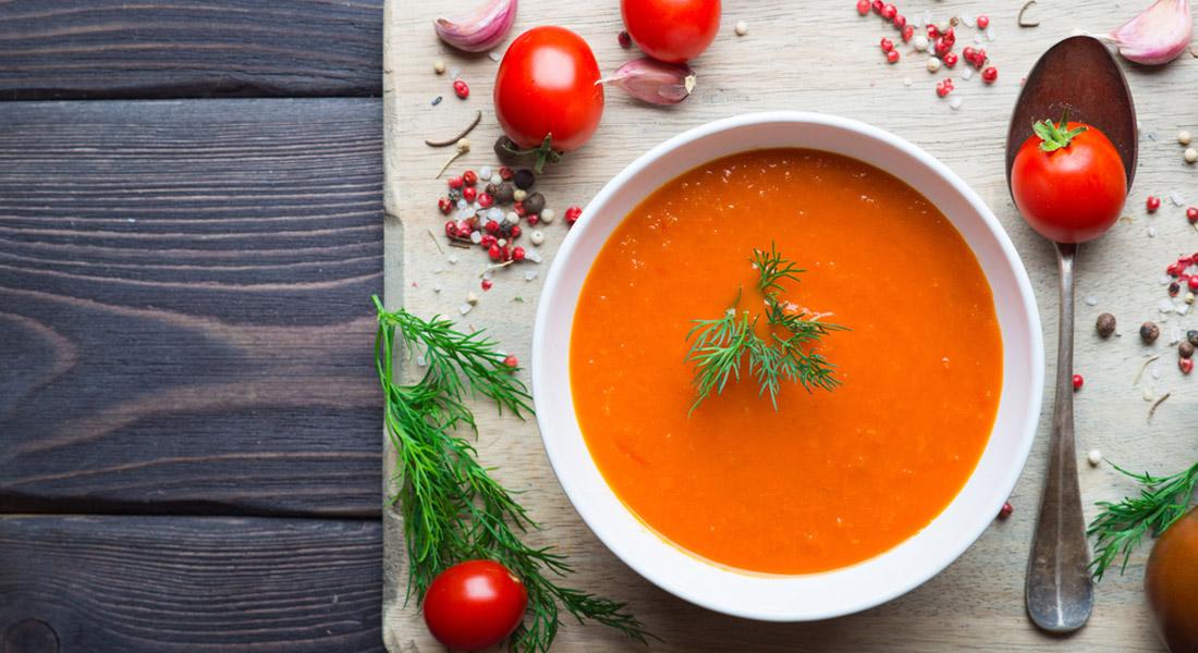 crema di pomodori con paprika
