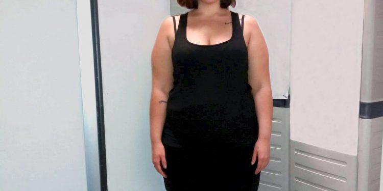 dieta melarossa laura 18kg dopo