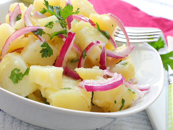 errori in cucina insalata di patate