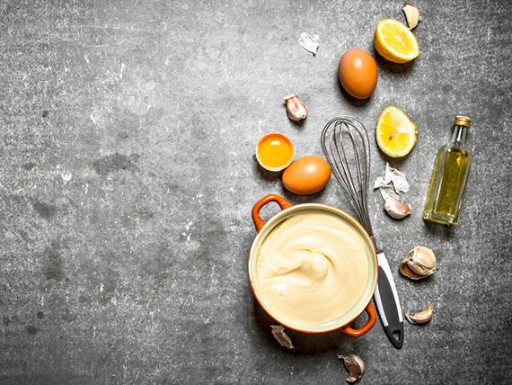 errori in cucina maionese