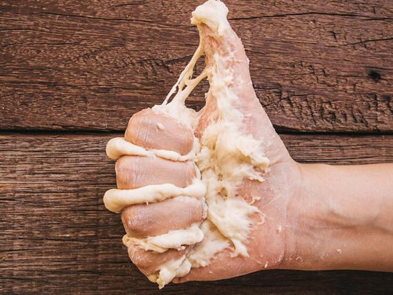 errori in cucina pasta frolla collosa