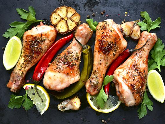 errori in cucina pollo secco