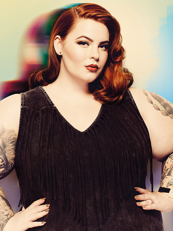 fiducia in se stessa, i consigli della modella curvy Tess Holliday