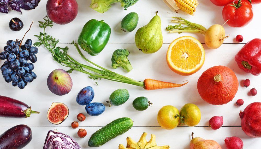 frutta e verdura: sostituzioni a dieta