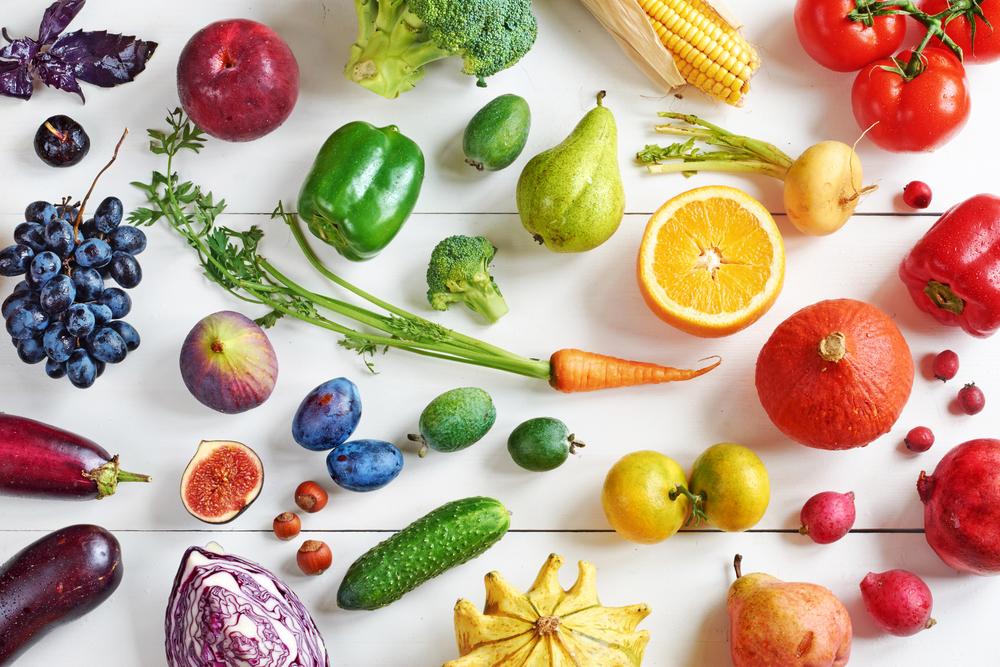 dieta senza verdure e frutta