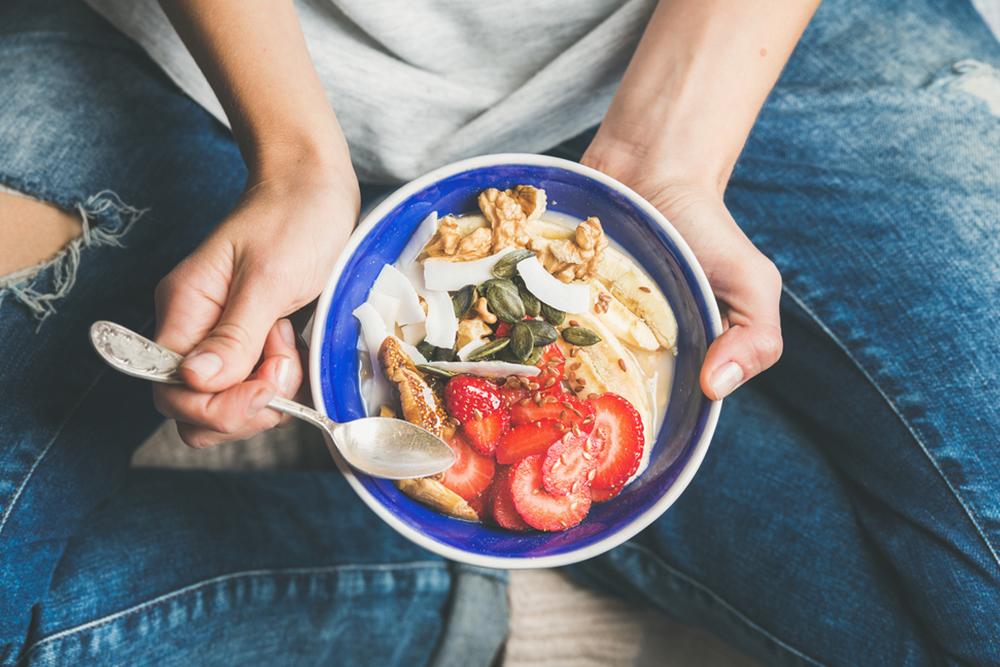 mangiare sano per combattere la cellulite